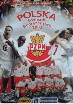 Polska Gwiazdy Reprezentacji 2002 kolekcja medali