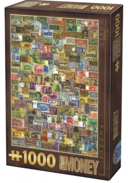 Puzzle 1000 Banknoty