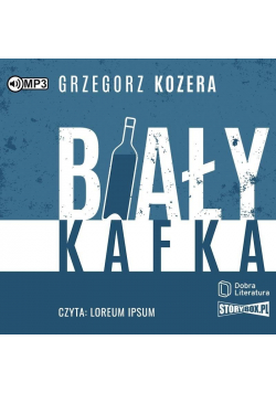 Biały Kafka audiobook