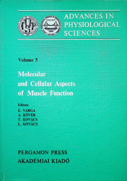 Molecular and Cellular Aspects of Muscle Function