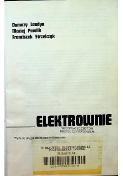 Podręczniki akademickie elektrotechnika