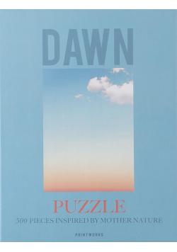 Puzzle 500 Daytime Dawn