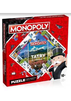 Puzzle 1000 Monopoly Tatry i Zakopane
