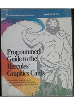 Programmer sGuide to te Hercules Graphics Cards