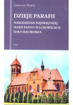 Dzieje Parafii Narodzenia Najświętszej Maryi...
