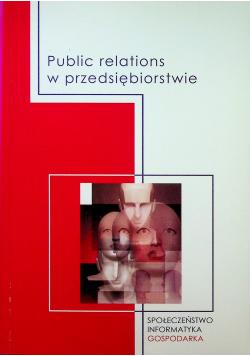 Public relations w przedsiębiorstwie