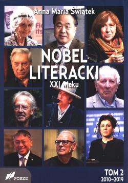 Nobel literacki XXI wieku Tom 2 2010 - 2019