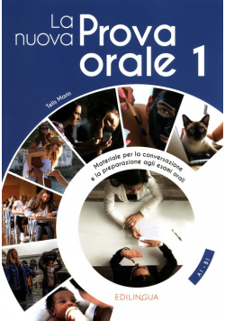 Prova Orale 1 podręcznik A1-B1 ed. 2021
