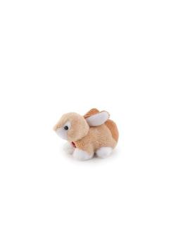 Pluszak mini beżowy królik