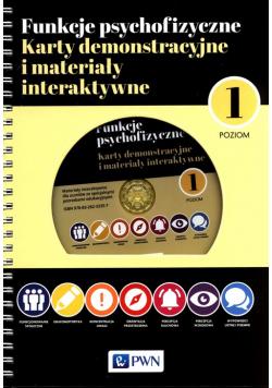 Funkcje psychofizyczne Karty demonstracyjne i materiały interaktywne Poziom 1