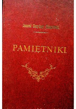 Pamiętniki Część I i II reprint z 1899 r