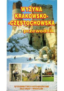 Wyżyna Krakowsko Częstochowska przewodnik
