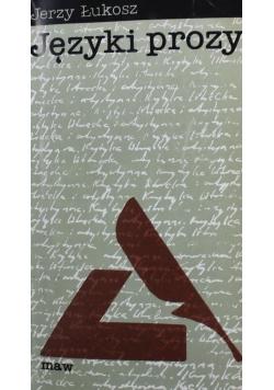Języki prozy Autograf Łukosz
