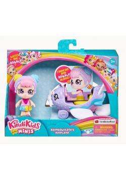 Kindi Kids Mini - Samolot Rainbow Kate