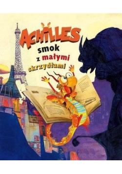 Achilles smok z małymi skrzydłami