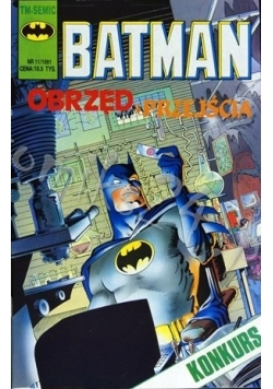 Batman nr 11 Obrzęd przejścia