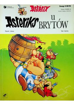 Asteriks u Brytów Zeszyt 5
