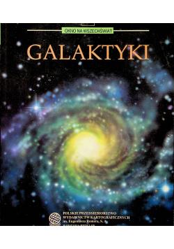 Okno na wszechświat Galaktyki
