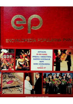 Ep Encyklopedia Popularna PWN