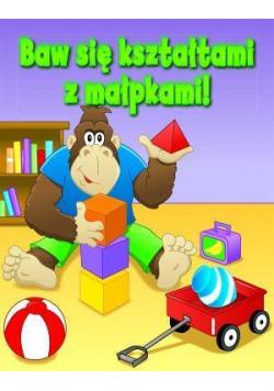 Baw się kształtami z małpkami!