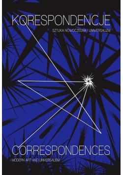 Korespondencje Sztuka nowoczesna i uniwersalizm