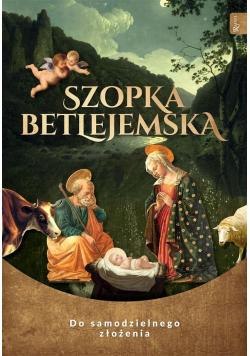 Szopka Betlejemska do samodzielnego złożenia