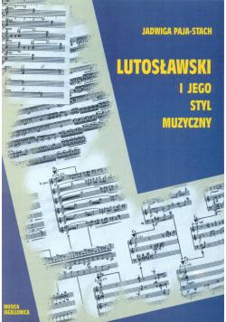 Lutosławski i jego styl muzyczny