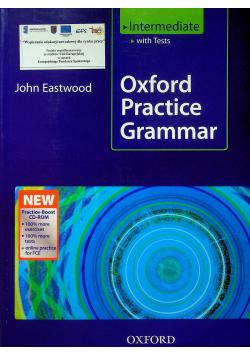 Oxford Practice Grammar plus płyta CD