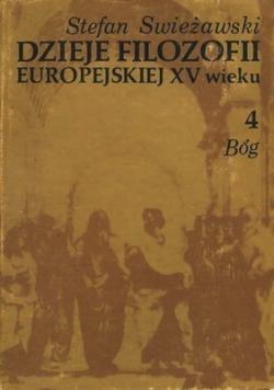 Dzieje filozofii europejskiej XV wieku 4