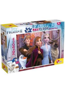 Puzzle Maxi 24 podłogowe Kraina Lodu 2