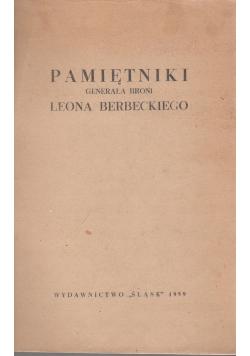 Pamiętniki generała broni Leona Berbeckiego