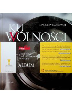 Ku wolności Album plus  CD nowa z defektem