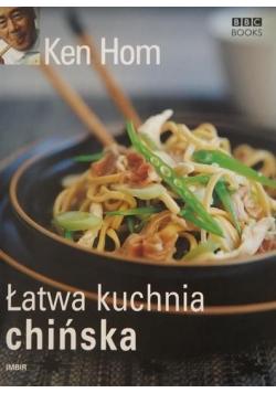 Łatwa kuchnia chińska