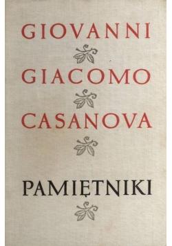 Casanova Pamiętniki