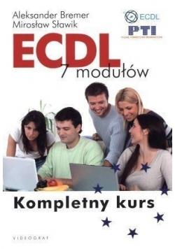 ECDL 7 modułów Kompletny kurs