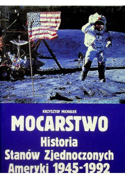 Mocarstwo historia stanów zjednoczonych Ameryki 1945  1992