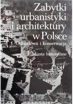 Zabytki urbanistyki i architektury w Polsce