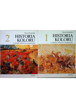 Historia Koloru tom 1 i 2