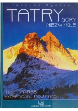 Tatry góry niezwykłe