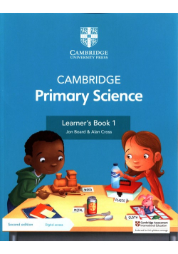 Cambridge Primary Science Learner`s Book 1 with Digital access