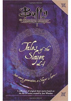 Tales of the Slayer vol 4