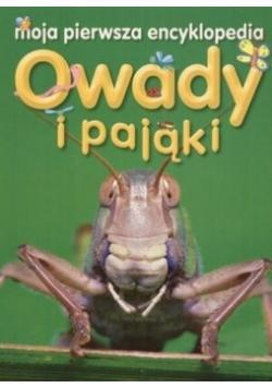 Moja pierwsza encyklopedia Owady i Pająki