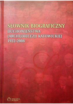 Słownik Biograficzny Duchowieństwa