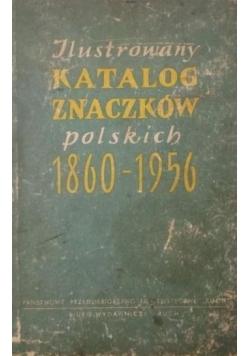 Ilustrowany katalog znaczków polskich 1860-1956