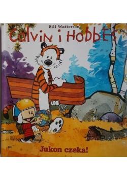 Calvin i Hobbes Jukon czeka