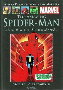 Spider Man nigdy więcej Spider mana