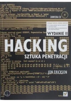 Hacking Sztuka penetracji