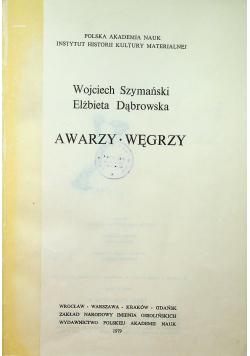 Awarzy Węgrzy