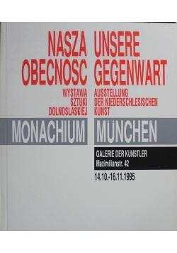 Nasza obecność Wystawa Sztuki Dolnośląskiej Monachium