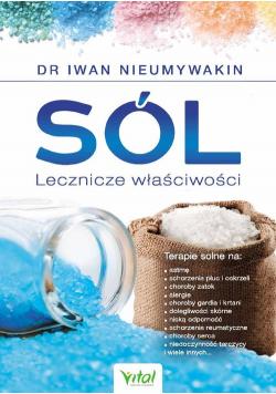 Sól Lecznicze właściwości